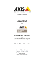 AXIS - Authorized Partner
