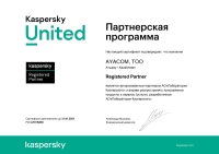 Kaspersky - Registered Partner